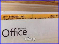 AUTHENTIC Microsoft Office 2010 Professional Word Excel Outlook Publisher Access