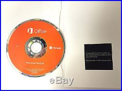 DVD Microsoft Office Professional Plus 2016 for 4pc