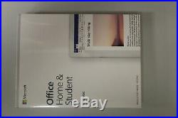 GENUINE Microsoft Office Home and Student 2019 1 Device PC Windows 10 or Mac
