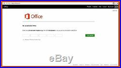 Microsoft Office Home And Business 2016 Not 2013 Windows Full Retail Version