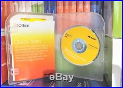 Microsoft Office 2010 Home And Business DVD (used) T5d-00159 100% Genuine Uk