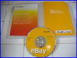 Microsoft Office 2010 Home and Business Licensed For 2 PCs Full Retail =NEW=