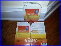 Microsoft Office 2010 Home and Business product key card, SKU T5D-00295, PKC, Full