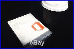 Microsoft Office 2016 Home & Business for Windows (Brand new sealed)