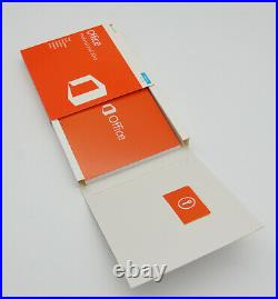 Microsoft Office 2016 Professional Plus Key Card & DVD for 1 PC