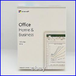 Microsoft Office 2019 Home and Business For 1 PC/Mac For Lifetime