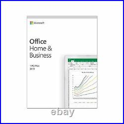 Microsoft Office 2019 Home and Business Lifetime