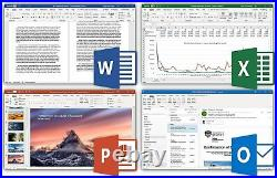 Microsoft Office 2019 Professional Plus for PC DVD PACK