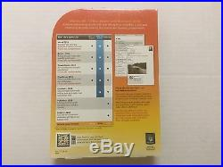 Microsoft Office Home and Business 2010 Sealed Retail Box SKU-T5D-00417