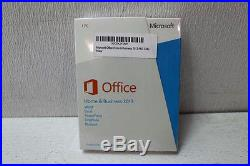 Microsoft Office Home and Business 2013 Product Key