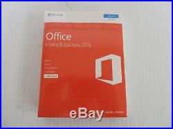 Microsoft Office Home and Business 2016 Windows Full Version Retail T5D-02776
