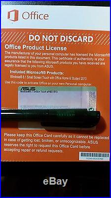Microsoft Office Home and Student 2013 1 User/PC License & Product Key NEW