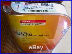 Microsoft Office Professional 2007, Upgrade, SKU 269-11093, Sealed Retail Package