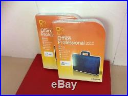 Microsoft Office Professional 2010 Retail FULL VERSION (3 Computer/s)