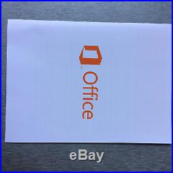 Microsoft Office Professional 2013 1 PC /User Full Retail With DVD