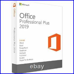 Microsoft Office Professional Plus 2019 ESD Download