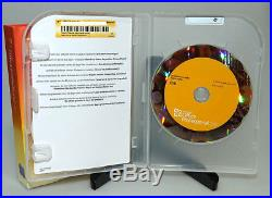 Microsoft Office Professional Pro 2010 GENUINE 269-14964 full retail REAL