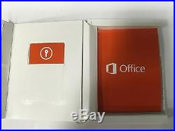 Microsoft Office for Mac Home and Business 2016 Retail Box 1 Mac W6F-00501